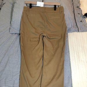 J. Crew Pants - J Crew Crop Skinny Chinos